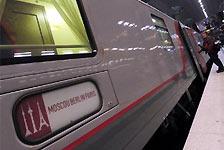 Russie : première ligne moscou-berlin-paris
