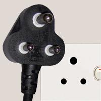 Prises electriques dans le monde plug and socket in the - Prise electrique inde ...