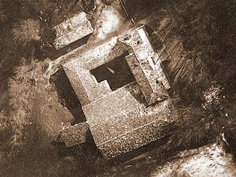 Première photographie aérienne par cerf-volant