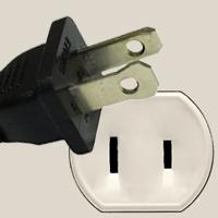 Prises electriques dans le monde plug and socket in the world wokipi - Prise electrique japon ...